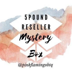 Reseller 5 Pound Inventory Mystery Box